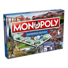 Monopoly - 2018 Edinburgh Edition Board Game