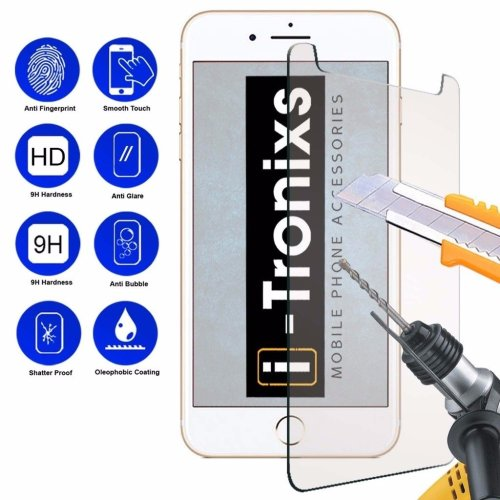 """Itronixs - Highscreen Power Rage (5"""") 9h Protection Glass Armor Protective Film Screen Protector Tempered Glass Anti Scratch Laminated Glass"""