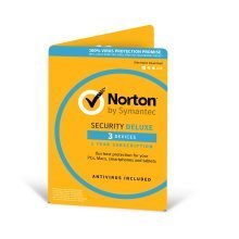Symantec Norton Security Deluxe 3.0 - 1 User 3 Device Card