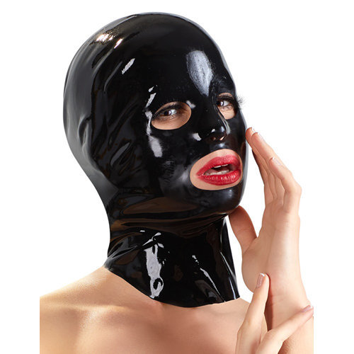 Latex Mask Female Female BDSM Masks - The Latex Collection