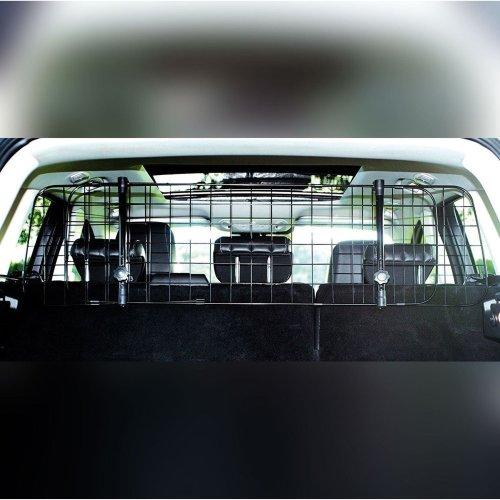 Universal Dog Guard Adjustable Safety Travel Headrest Car Mesh Barrier
