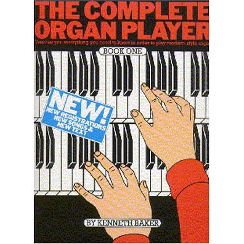 The Complete Organ Player, Book 1