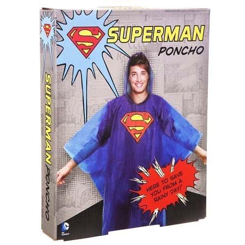 Superman Poncho