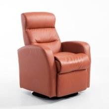 Homcom Kids Sofa Recliner Pu Leather Armchair Children Lounge Seat Adjustable Footrest Brown